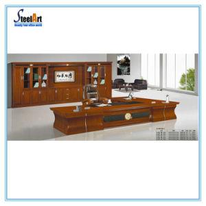 Office Furniture L Shaped Executive Wooden Office Desk (FEC A50)
