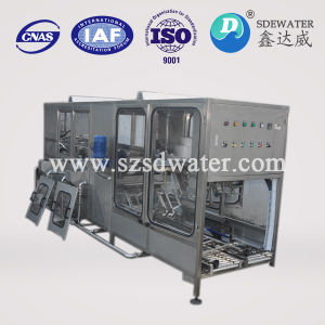 PLC Controlled Automatic 5 Gallon Bottle Water Filling Machine pictures & photos
