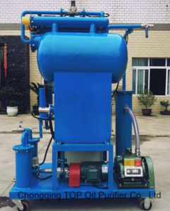 Environmental Vacuum Mutual Inductor Oil Filtration Machinery (ZY) pictures & photos
