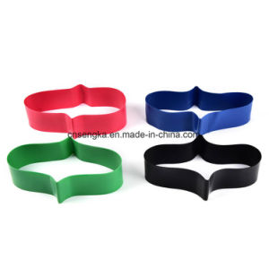 a9abf873dd Resistance Elastic Band Exercise Yoga Belt Rubber Fitness Training Stretch