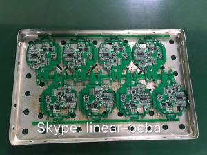 a Simple Project Electronic PCBA Manufacturing (PCB Assembly)
