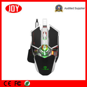 Super Cool Gaming Mouse Mechanical Mic for Gamer
