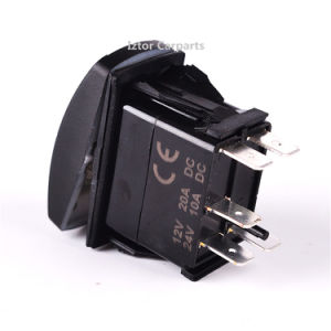 Waterproof Special Rocker Switch for Car\Automobile\Motorcycle\Marine System pictures & photos
