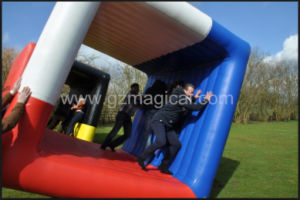 Airtight Zorbing Cube Inflatable Zorb Cube Ball Cube Rolling Ball (RA-1050) pictures & photos