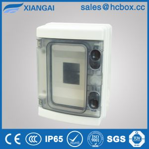 Plastic Waterproof Distribution Box IP65 Outdoor Distribution Box Hc-Ha 4ways pictures & photos