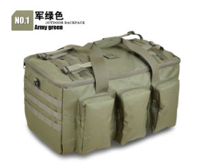 Large Size Waterproof Hiking Tactical Military Bionic Outdoor Shoulder Package Backpack pictures & photos