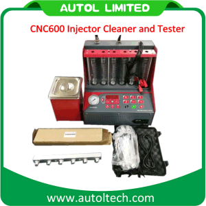 Top Quality Fuel Injector Tester and Cleaner CNC600 Ultrasonic Fuel Injector Cleaning Machine Same as Launch CNC602A pictures & photos