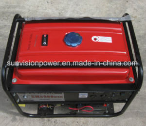5kw Petro Generator, Portable Gasoline Generator pictures & photos