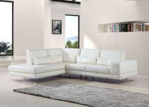 China Genuine Leather Corner Sofa For Modern Sofa Leather