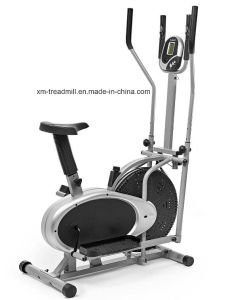 Orbi Trek 2 In 1 Home Office Elliptical Exercise Bike Orbitrack Cycle