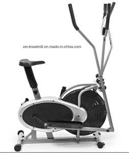 Orbi Trek 2 In 1 Home Office Elliptical Exercise Bike Orbitrack Cycle