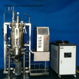 50 Liters Stainless Steel Fermenter (Magnetic stirring at the Bottom)