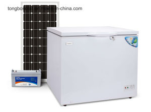 DC 12V 24V Solar Freezer Commercial Chest Freezer 140L pictures & photos