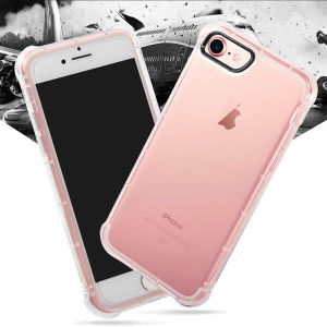 New Arrival Anti Fall Full Covered Ultra Clear TPU Soft Phone Case for iPhone 7/7 Plus