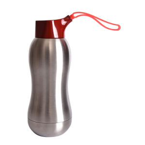 350ml New design vacuum insulated stainless steel water bottle, custom water bottle stainless steel