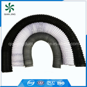 White Combi PVC Aluminum Flexible Duct for Air Conditioning System pictures & photos