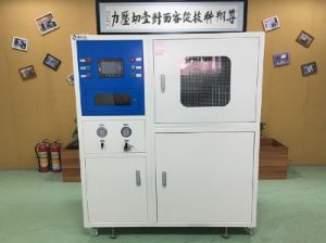 Hydraulic Pressure/Burst Pressure/Cyclic Pressure Test Machine