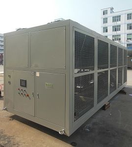 200ton 700kw Air Cooled Heat Pump Water Chiller