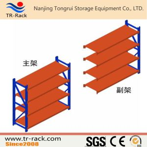 Long Span Warehouse Storage Industrial Metal Shelf/Rack pictures & photos