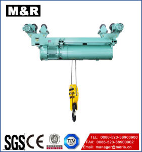 0.75 Ton Wire Rope Electric Hoist with High Quality pictures & photos