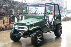 China Auto Willys Mini Jeep 150cc 200cc China Quad Atv Mini Jeep