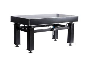 Pneumatic Air Spring Vibration Isolation Optical Table with Pendulum Rod pictures & photos