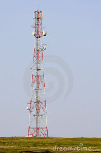 Manufacturer of 3 Legged Telecom Tower pictures & photos