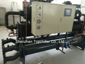 Water Cooled Screw Chiller with Bitzer Compressor for Central Chilling Plant pictures & photos