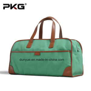 High Quality Waterproof Canvas Travel Hand Bag, Practical Business Trip Luggage Bag with Adjustable Shoulder Belt