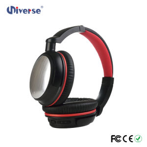 Stereo Headphone Wireless Bluetooth Headset with Mic