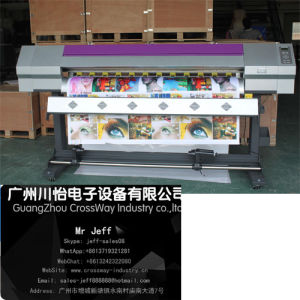 High Quality Large Format Eco Solvent Plotter, Outdoor Plotter