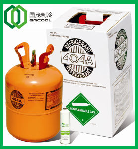 Refrigerant R404A High Purity Manufacturer pictures & photos