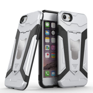 TPU PC Armor Cover Phone Case for iPhone 7