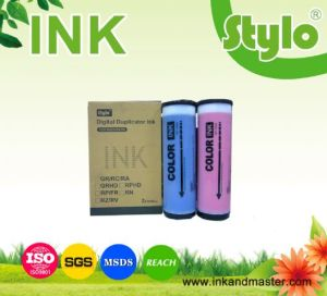 Duplicator Ink for Use in Riso Rz pictures & photos