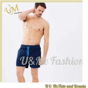 542bd59249 China Custom Printed Pattern Mens Swim Short Lycra Polyester Board ...