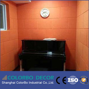 Eco-Friendly Acoustic Panel Polyester Fiber Panels pictures & photos