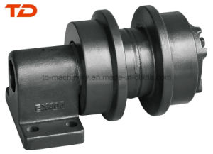 Hitachi Ex200, Ex300, Ex400 Carrier Roller Upper Roller for Excavator Undercarriage Parts