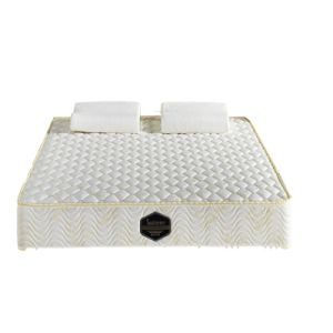 Queen Size Tencel Fabric Cover Spring Mattress