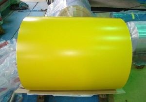 Prepainted Galvanized Steel Coil PPGI PPGL Color Coated Steel Sheet