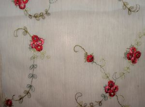 Embroidery Fabric (HWY080415-17)
