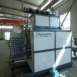 Hollow Wall Corrugated Pipe Extruder Machine pictures & photos