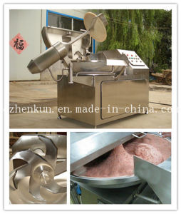 Electric Vegetable and Meat Bowl Cutter Chopper Machine pictures & photos