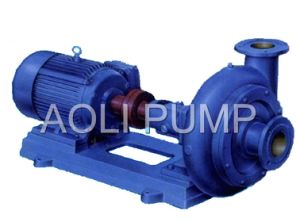 PW Horizontal Sewage Pump pictures & photos