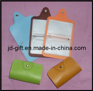 2014 New Design Leather Card Wallet / Card Holder, 5 Color for Choice pictures & photos