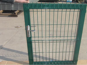 High Quality and Low Price Fence Gate