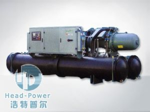 Water Cooled Screw Chiller pictures & photos