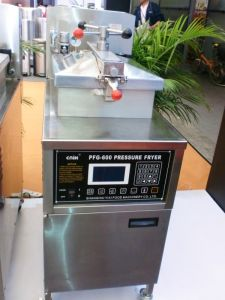 Electric Pressure Fryer LCD Panel (PFG-600, CE Certificate) pictures & photos