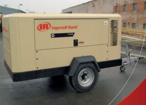 Ingersoll Rand/ Doosan Portable Screw Compressor (14/115 10/125 7/170) pictures & photos