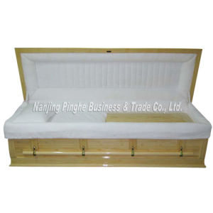 Bamboo Casket/Bamboo Coffin/Bamboo Products (NJ40)