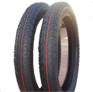 Special Motorcycle Tire for Nigeria Market (3.00-17/18) pictures & photos